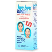Bye Bye Blemish Anti-Acne Serum For Severe Acne Conditions