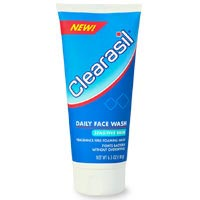 Clearasil Daily Face Wash, Sensitive