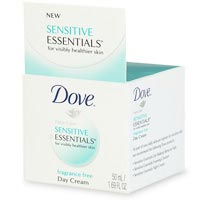Dove Sensitive Essentials Fragrance Free Day Cream