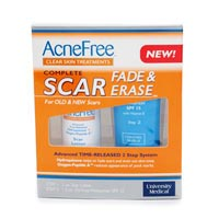 AcneFree Clear Skin Treatments Complete Scar Fade & Erase