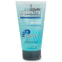 Gillette Complete Skincare Cleansing Wash, Fragrance Free