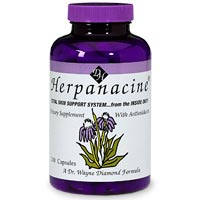 Diamond Herpanacine Dietary Supplement With Antioxidants