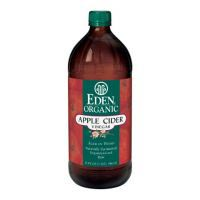 Apple Cider Vinegar (as a drink)