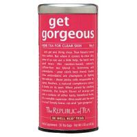 Get Gorgeous Herb Tea for Clear Skin