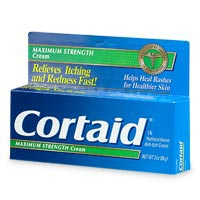 Cortaid Hydrocortisone (1%) Cream