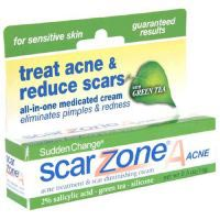Scar Zone Acne Treatment & Scar Diminishing Cream