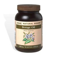 GNC Borage Oil