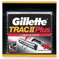 Gillette Trac II Plus