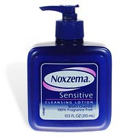 Noxzema Cleansing Lotion, Sensitive