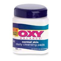 Oxy Balance Normal Skin Daily Cleansing Pads