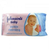 Johnson & Johnson Gentle Cleansing Baby Wipes
