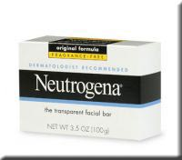 Neutrogena Original Formula Fragrance Free Transparent Facial Bar