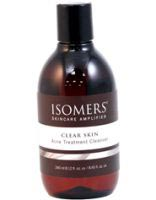 Isomers Skincare Clear Skin Acne Cleanser