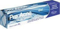 Pro-Acne (5% Benzol Peroxide) Gel