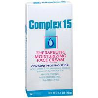 Complex 15 Therapeutic Moisturizing Face Cream