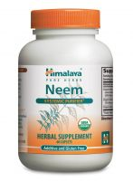Himalaya Pure Herbs Neem, Systemic Purifier