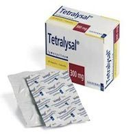 Tetralysal Lymecycline Oral Antibiotic