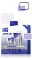 Clean & Clear ADVANTAGE® 2-in-1 Acne & Mark Eraser Kit