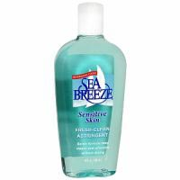 Sea Breeze Sensitive Skin Fresh-Clean Astringent