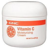 GNC Vitamin C Moisturizing Cream