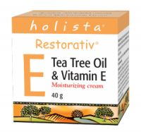 holista Restorativ Tea Tree Oil & Vitamin E Moisturizing Cream