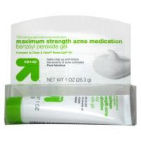 Up and Up Maximum Strength Acne Medication 10% Benzoyl Peroxide Gel
