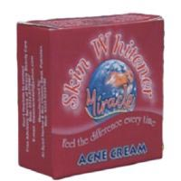 Miracle Skin Whitener Acne Cream