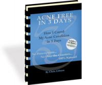 Acne Free in 3 Days Ebook