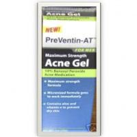 PreVentin-AT Maximum Strength Acne Gel