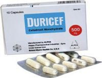 Duricef Cefadroxil Oral Antibiotic
