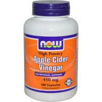 Now Foods Apple Cider Vinegar capsules