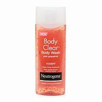 Neutrogena Body Clear Pink Grapefruit Body Wash