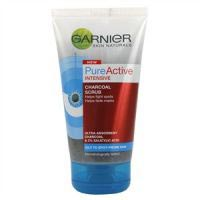 Garnier Pure Active Intense Charcoal Scrub