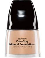 ColorStay Mineral Foundation, SPF 10