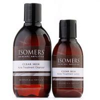 Isomers Skincare Clear Skin Acne Treatment Lotion