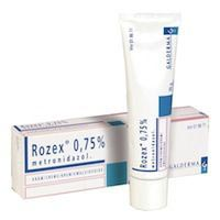 Rozex Topical Rosacea Treatment
