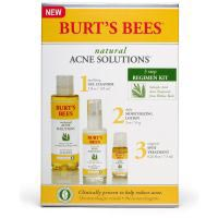 Burt's Bees Natural Acne Solutions Kit