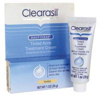 Clearasil Daily Clear Adult Tinted Acne Treatment Cream