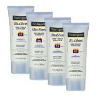 Neutrogena Sunblock, Ultra Sheer Dry-Touch SPF 55