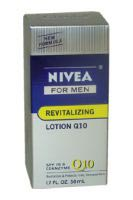 Nivea for Men Revitalizing Lotion Q10, SPF 15