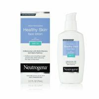 Neutrogena Healthy Skin Face Lotion with SPF 15