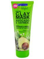Pure Ambition Purifying Facial Clay Mask With Avocado and Oatmeal
