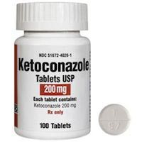 Ketoconazole Oral Antifungal Medication
