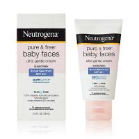 Neutrogena Pure & Free Baby Faces Ultra Gentle Sunscreen Broad Spectrum SPF 45+