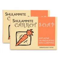 Shulammite Carrot Soap