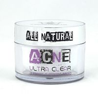 Acne Ultra Clear Natural Acne Treatment Cream
