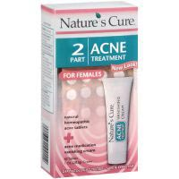 Two-Part Acne Treatment System for Females