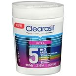 Clearasil Ultra 5-in-1 Pads