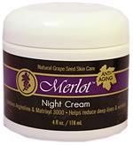 Merlot Moonlight Radiance Night Cream
