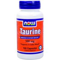 Now Taurine